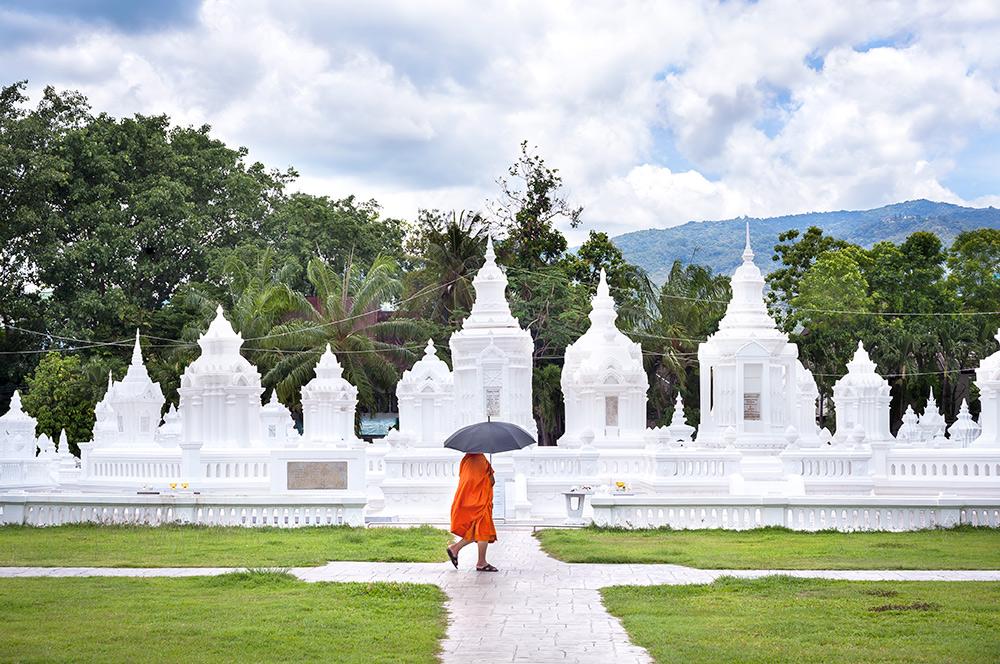 جاذبه های چیانگ مای