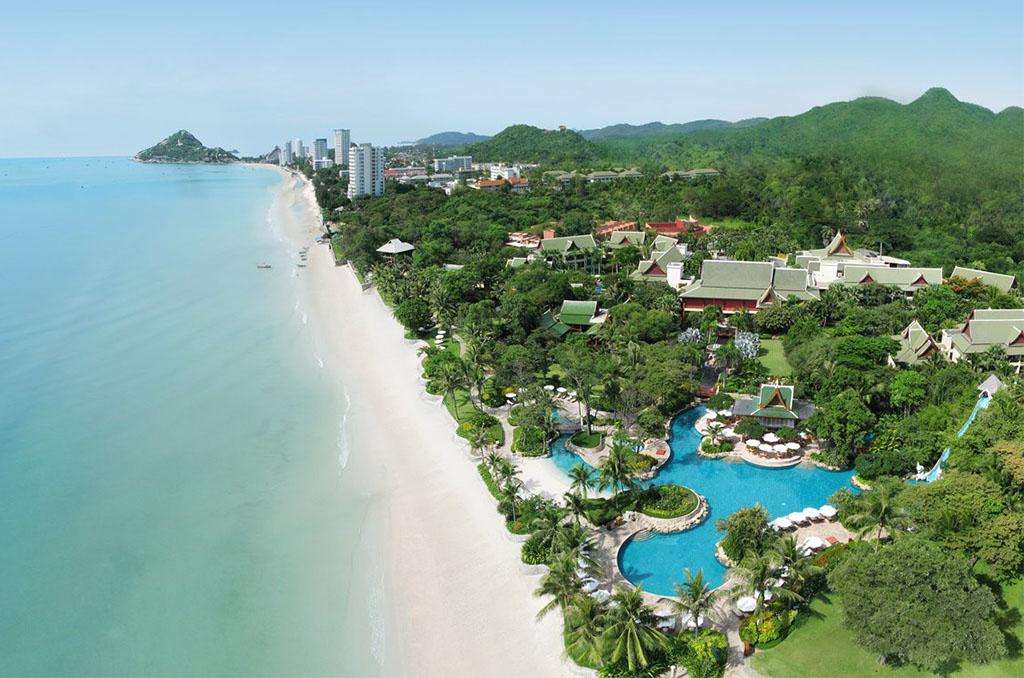 شهر هوا هین در تور تایلند