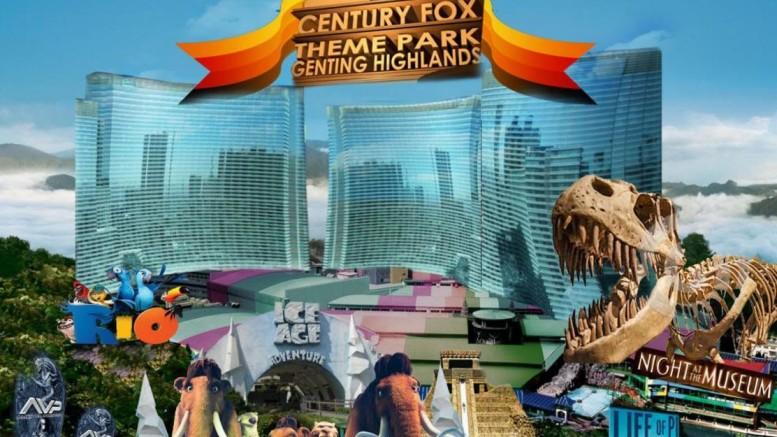 پارک فاکس قرن بیستم مالزی