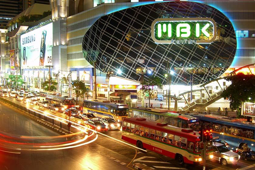 مرکز خرید ام بی کی بانکوک
